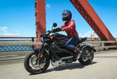 The New York Times Take A Ride On The Harley-Davidson LifeWire