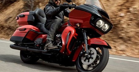 Motorcyclist published a first look of the 2020 Harley-Davidson Road Glide Limited