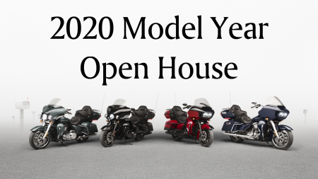 2020 Model Year Open House