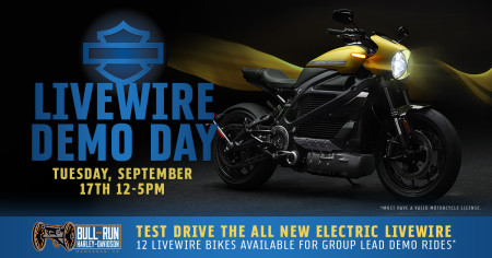 Livewire Demo Ride