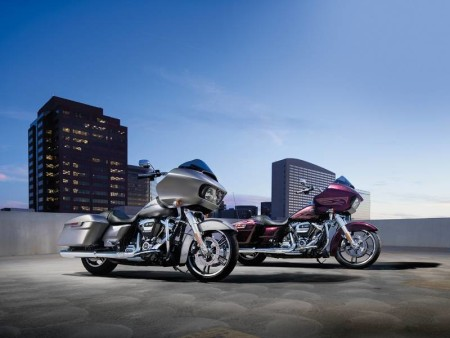 Route 66 Harley-Davidson Touring Customization