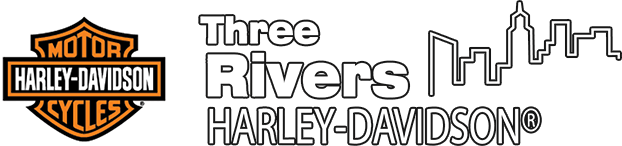 Three Rivers Harley-Davidson<sup>®</sup> logo