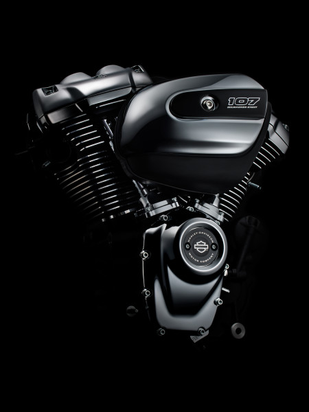 Harley-Davidson® Milwaukee-Eight™ Engine
