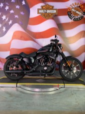 Used 2018 Harley Davidson XL883N Iron 883 Sportster For Sale Ft Lauderdale Florida thumb 3