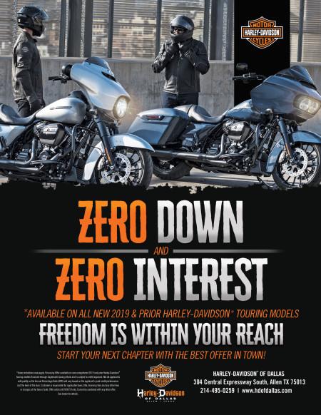 Homepage | Harley-Davidson® of Dallas