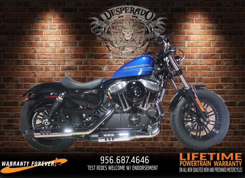 2019 Harley-Davidson® XL 1200X - Sportster® Forty-Eight®