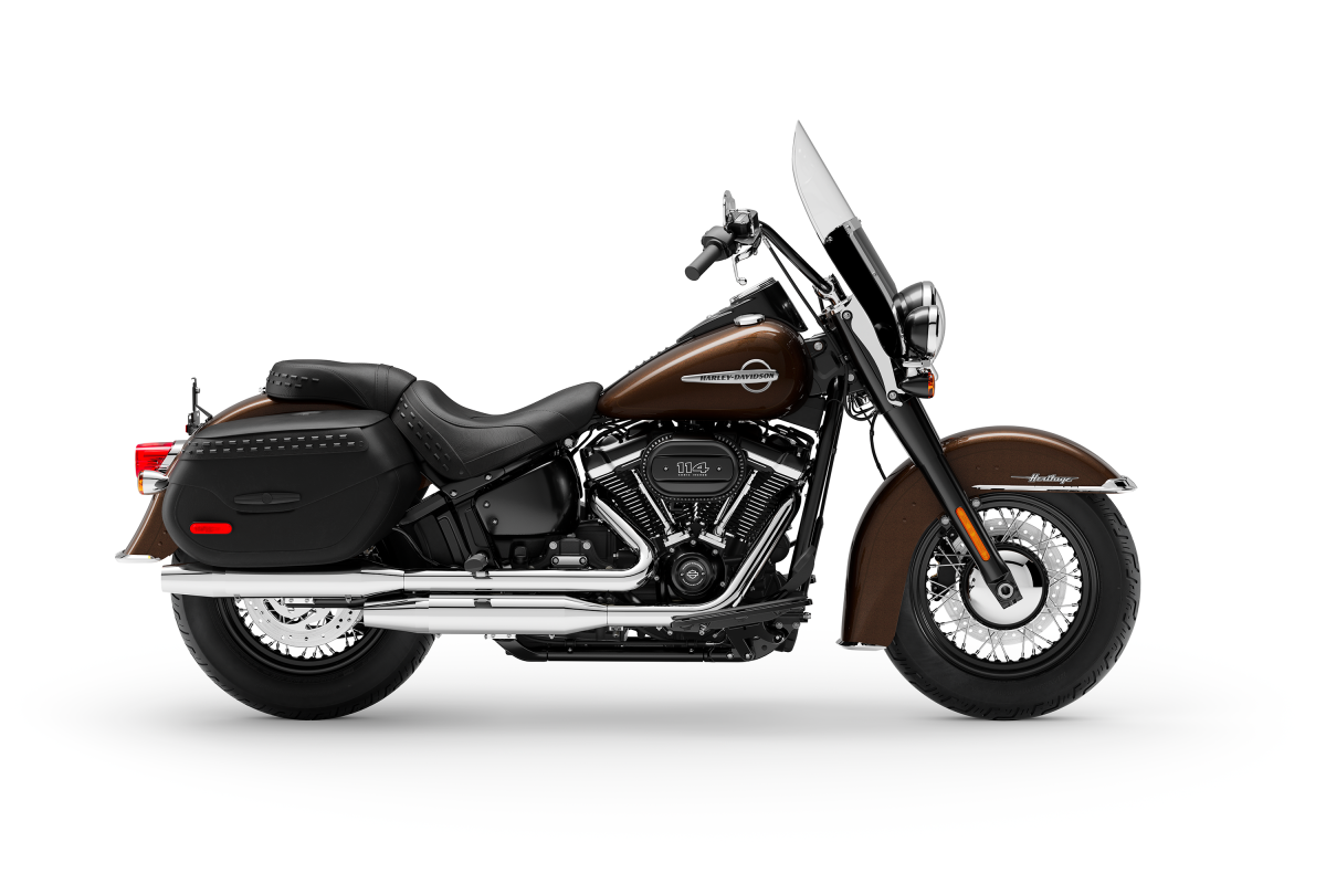 2019 Softail® Heritage Classic 107 - FLHC