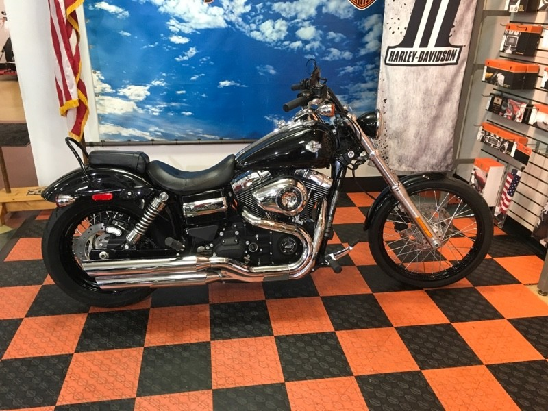 2014 HD FXDWG103 Wide Glide