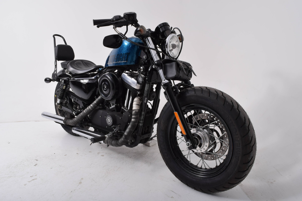 XL 1200X  2015 Forty-Eight<sup>®</sup>