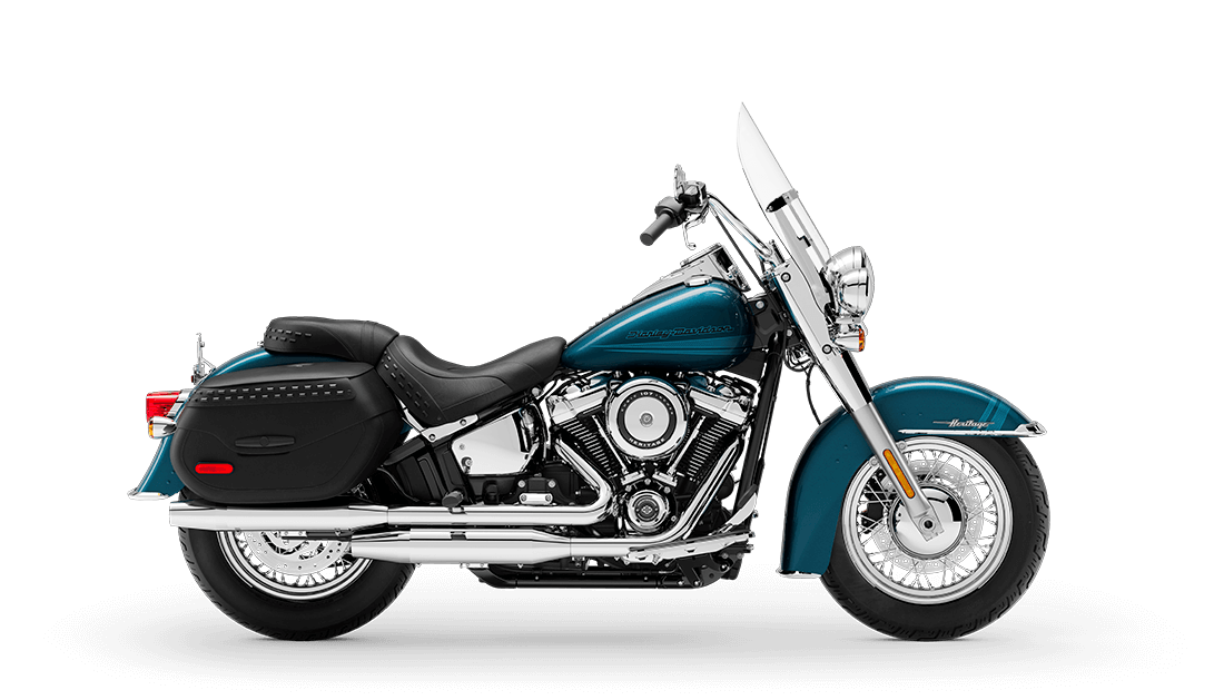 2020 Harley-Davidson® Heritage Classic 107 colors available