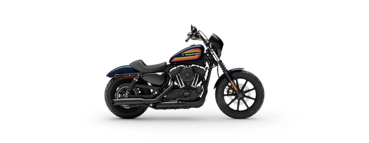 2020 Harley-Davidson XL1200NS Iron 1200<sup>™</sup>