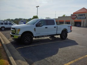2018 FORD F 250 Superduty Diesel thumb 3
