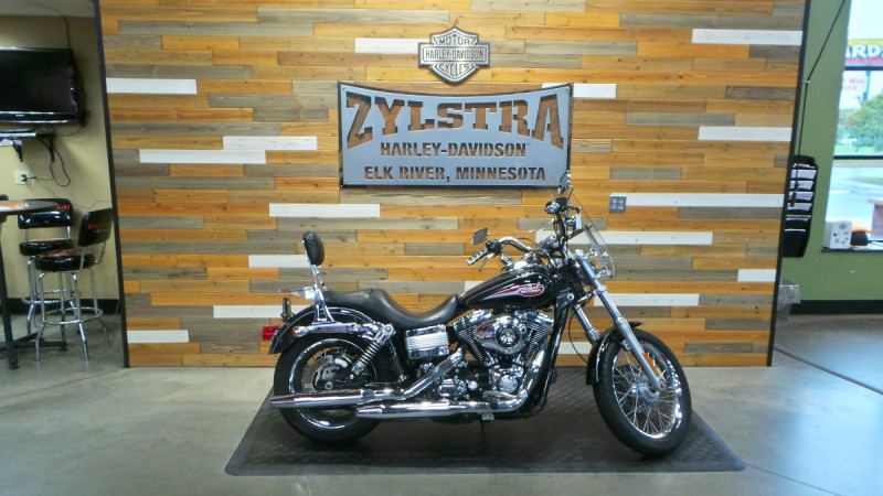 2008 FXDL LOW RIDER