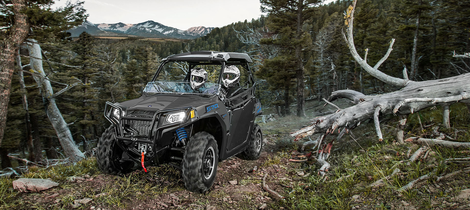 2020 RZR<sup>®</sup> Trail 570 Instagram image 2