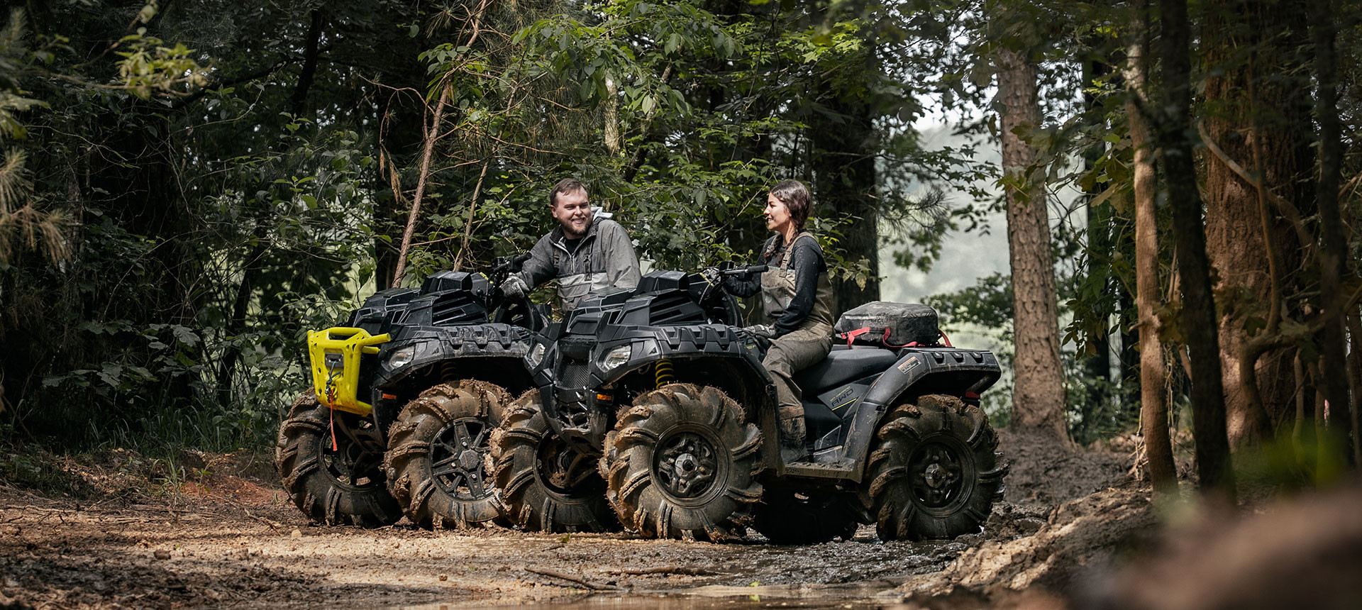 2020 Sportsman® 850 High Lifter Edition Instagram image 8