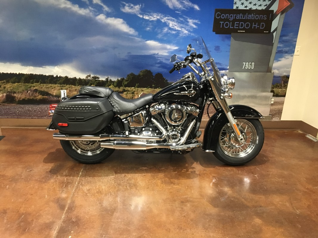 2020 HD Heritage Softail Classic