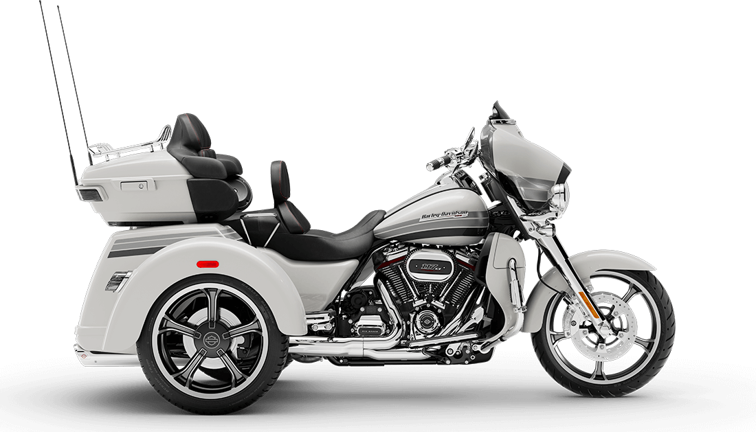 2020 CVO Tri-Glide in Blizzard White Pearl