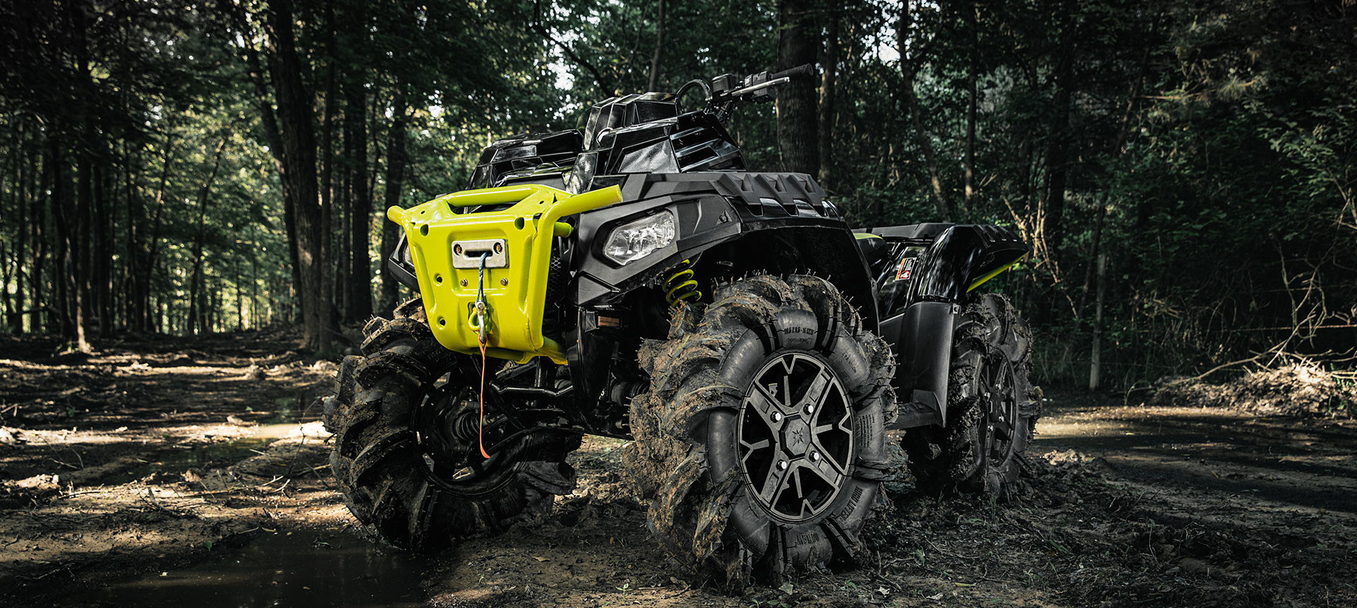 2020 Sportsman® 850 High Lifter Edition Instagram image 9