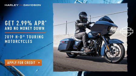 Special Financing on New 2019 Harley-Davidson Motorcycles
