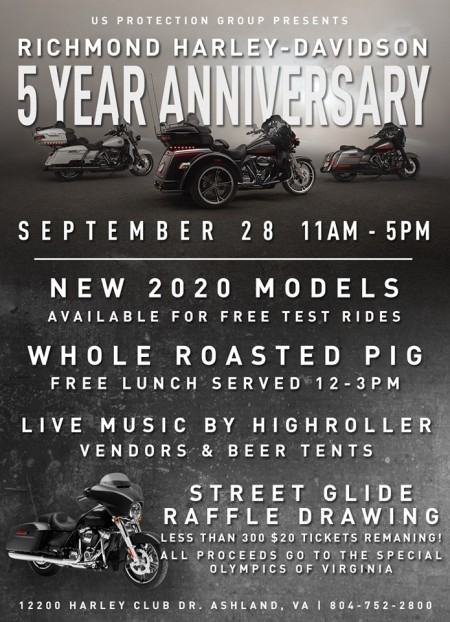 Anniversary Party & New Model Open House!