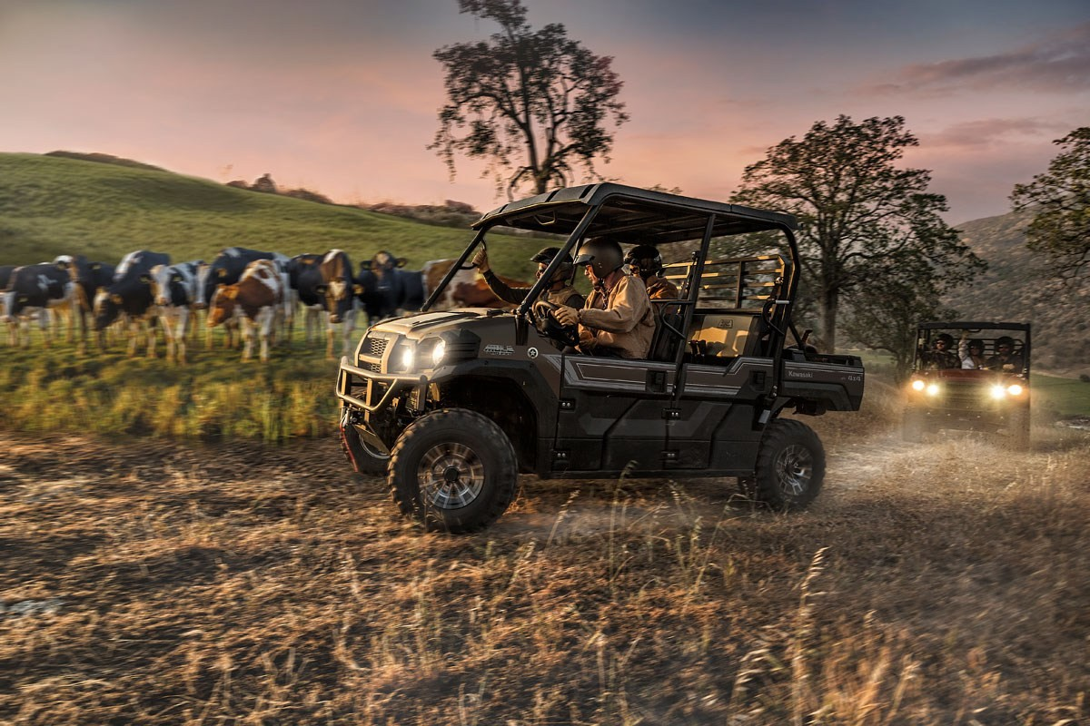 2019 Mule Pro-FXT™ Ranch Edition Instagram image 1