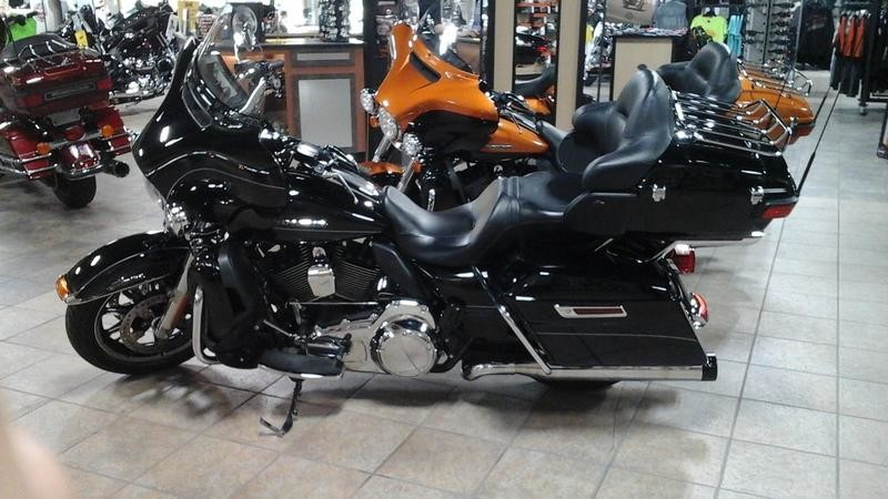 2015 Harley Davidson Ultra Limited Low FLHTKL