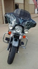 2011 Harley Davidson Electra Glide Classic FLHTP thumb 2