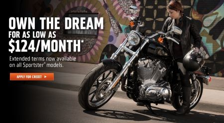 84-MONTH SPORTSTER ATTAINABILITY PROMO