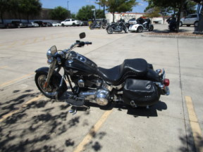 2013 HD FLSTF  - Softail Fat Boy<sup>®</sup> thumb 0