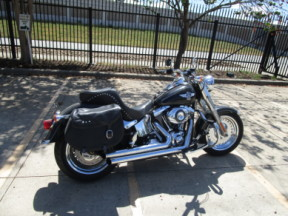 2013 HD FLSTF  - Softail Fat Boy<sup>®</sup> thumb 3