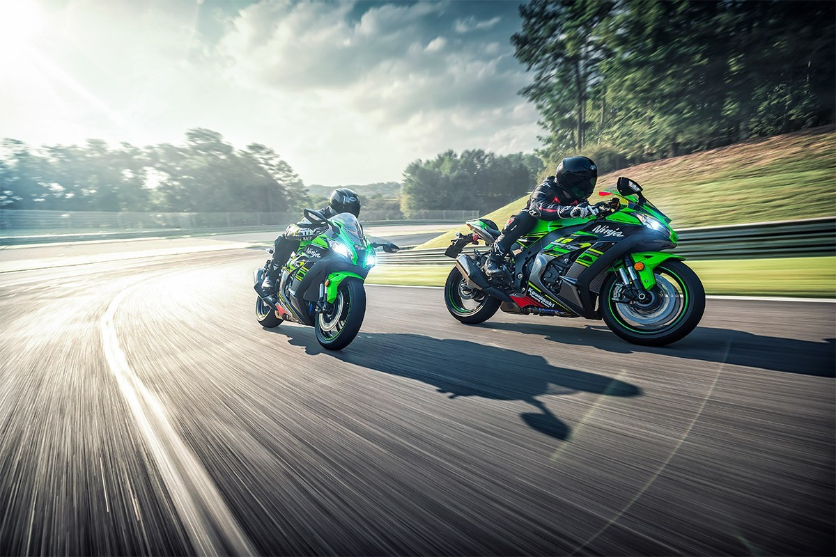 2019 Ninja<sup>®</sup> ZX™-10R ABS KRT Edition Instagram image 1