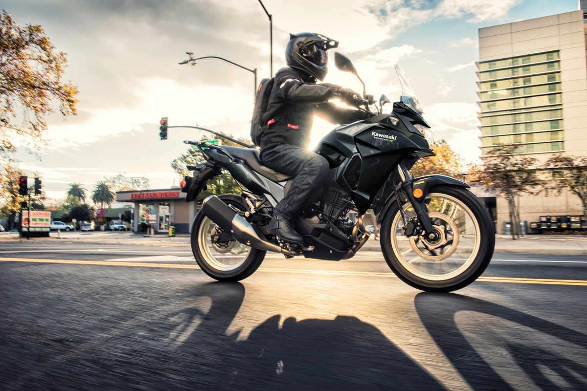 2018 Versys®-X 300 ABS Instagram image 5