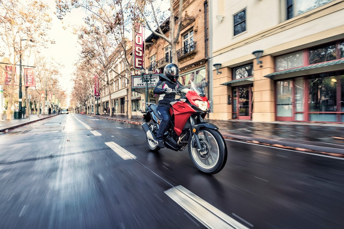 2018 Versys®-X 300 ABS Instagram image 6
