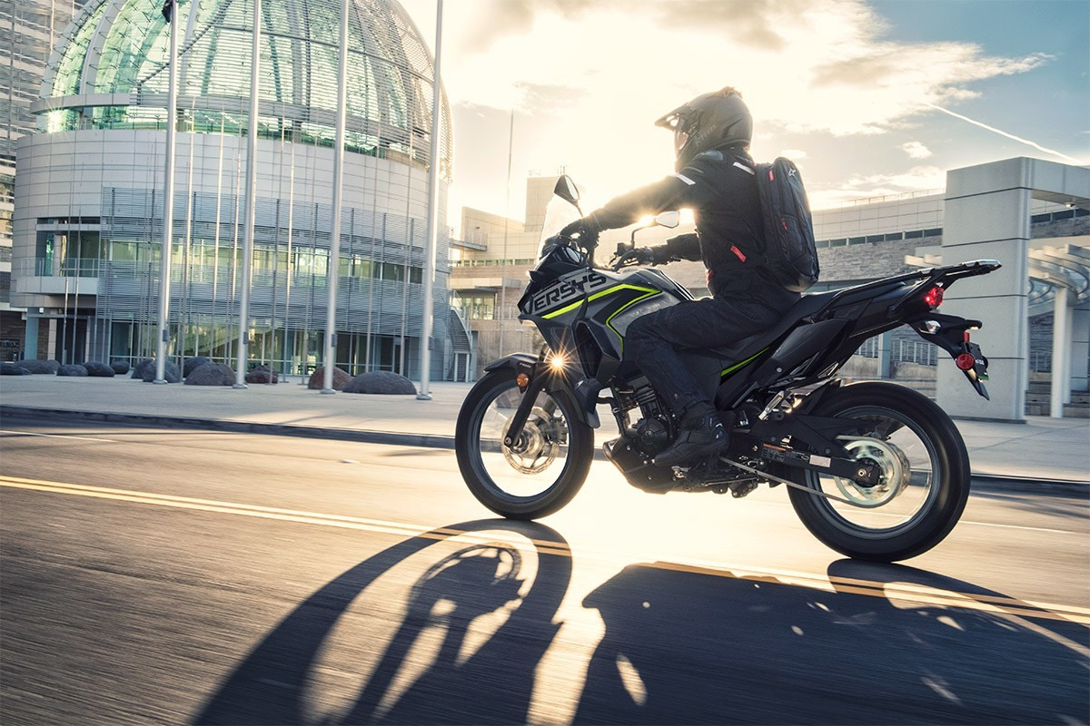 2019 VERSYS®-X 300 ABS Instagram image 1