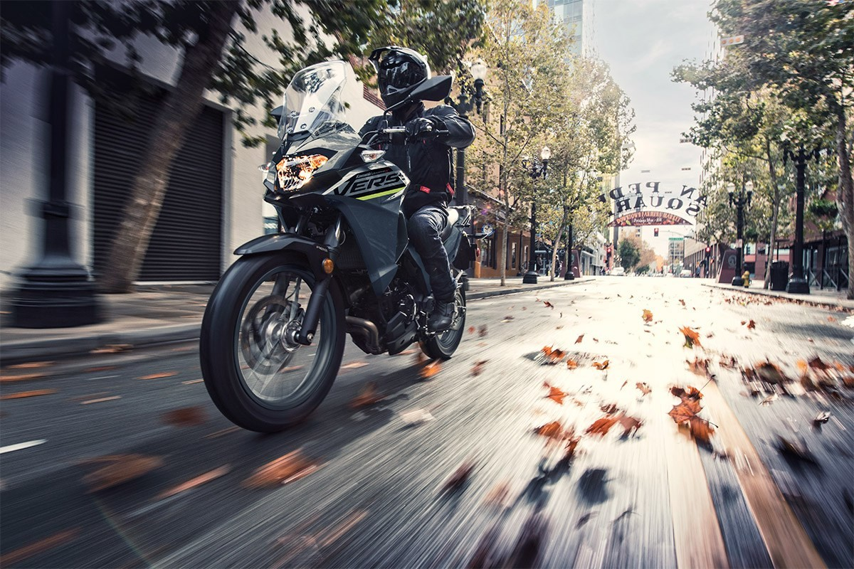 2019 VERSYS®-X 300 ABS Instagram image 2