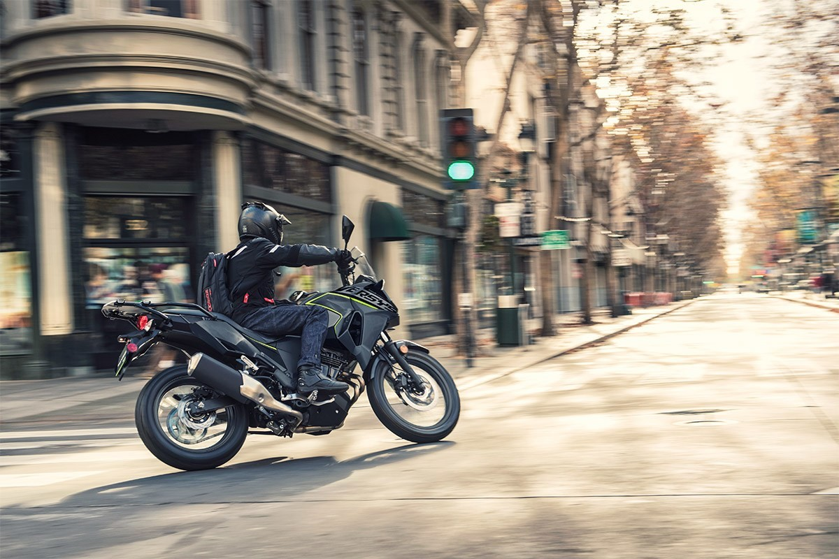 2019 VERSYS®-X 300 ABS Instagram image 3