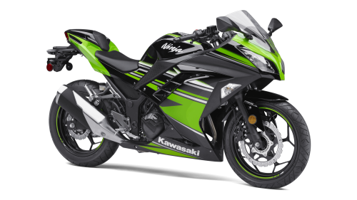 2017 NINJA® 300 ABS KRT Edition