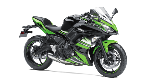 2017 NINJA® 650 ABS KRT Edition