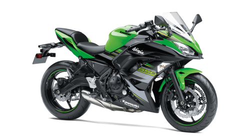 2018 Ninja® 650 ABS KRT Edition