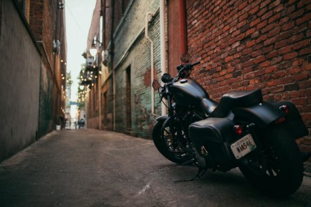 Hands Off: Protecting Motorcycles From Theft