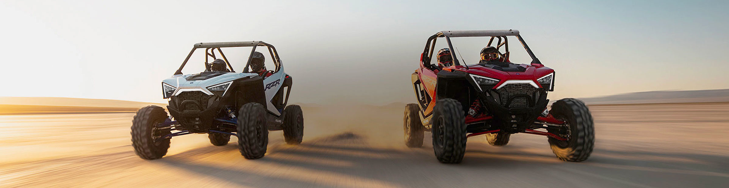 2020 RZR® Side by Sides