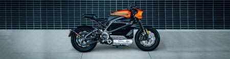 Project LiveWire: A Sneak Peak at Harley's 2019 Electronic Bike