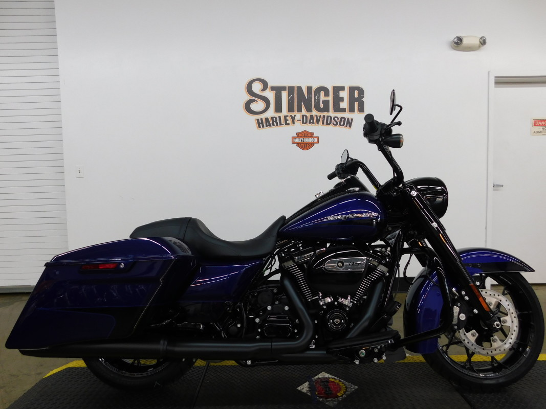 Road King For Sale >> 2020 Harley Davidson Touring Road King Special Flhrxs New Motorcycle For Sale Medina Ohio