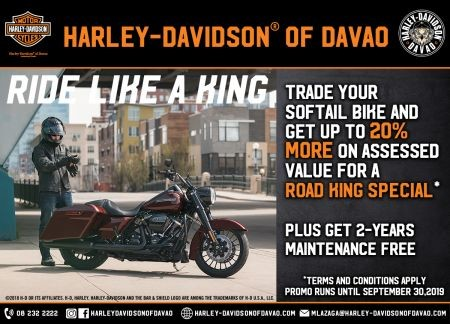 ROAD KING SPECIAL PROMO