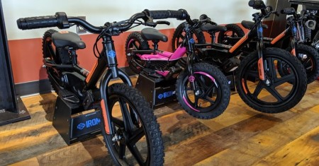 The Milwaukee Business Journal filed a report on how our new electric balance bikes target the next