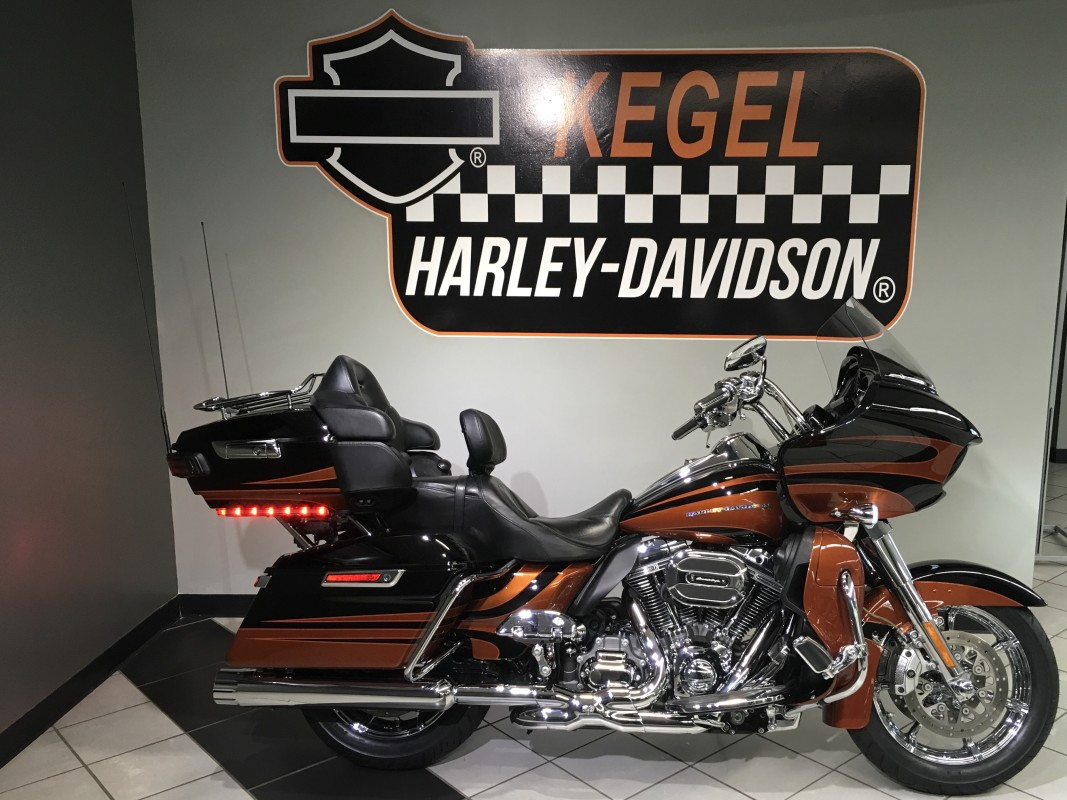 2015 FLTRUSE CVO ROAD GLIDE ULTRA