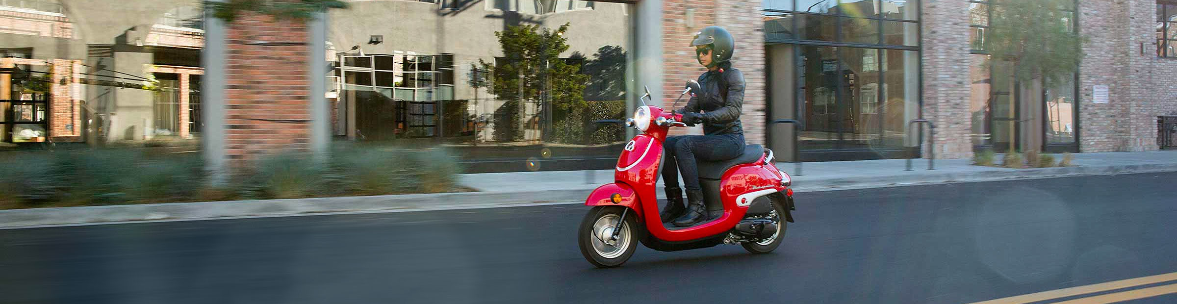 2019 Honda Scooter Collection