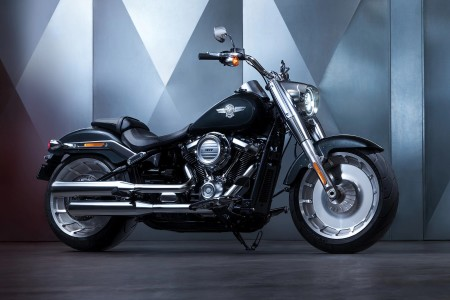 Banner Image New 2018 Softail Motorcycles