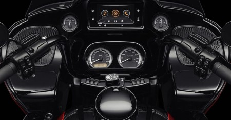 Cycle Word's technical editor Kevin Cameron ruminates on H-D's new vehicle electronics packages.