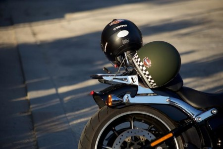 The History of Motorcycle Helmets